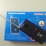 Detector spy cam